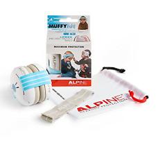 Alpine Muffy Baby Blue - Baby Hearing Protection - Earmuffs