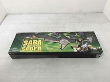Power Rangers Legacy White Ranger Saba Talking Sword Bandai