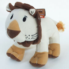 Good Boy Safari Softies Lion/Tiger/Zebra Animal Puppy/Dog Toy #08069