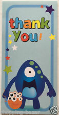 16 X Girls Female Thank You Cards 4 Different Designs 2 Choose Fairy2