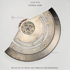 Rolex watch parts Daytona 4130-570 Caliber Oscillating Weight