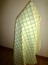 Jane Churchill check board Cotton Fabric 134 cm x  1 metre 83  Cushions craft
