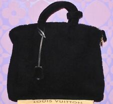 Louis Vuitton PULSION Lockit Voyage GM Shearling Mouton Travel Luggage Limited!