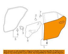TOYOTA OEM 14-16 Corolla-Door Skin Outer Panel Left 6711402190