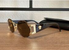 Vintage Gianni VERSACE Sunglasses MOD S60 COL.14L Medusa Head
