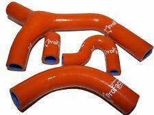 Ktm 450 530 exc exc-r xcw Radiator Hose Kit Pro Factory Hoses Y Kit Orange