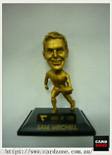 2008 Select AFL LIMITED EDITION GOLD FIGURINE NO.24 Sam Mitchell (Hawthorn)