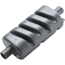 Exhaust Silencer 90mm, Wet Exhaust