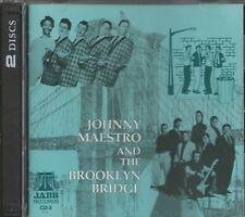 JOHNNY MAESTRO And The BROOKLYN BRIDGE - CD - BRAND NEW