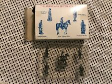 New listing Liberty Falls 5 piece Pewter Set W/ Box Pony Express City Marshall Towns People