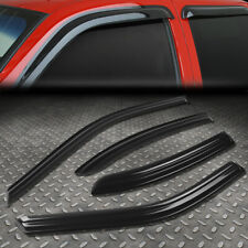 FOR 06-10 OPTIMA MG 4 PCS TINTED WINDOW VISOR/WIND DEFLECTOR VENT RAIN GUARD