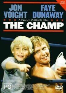 The Champ DVD Jon Voight Faye Dunaway Brand New and Sealed Australian Release