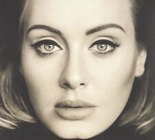 Adele - 25 ( US IMPORT CD With 3 Bonus Tracks Gatefold Card Sleeve)