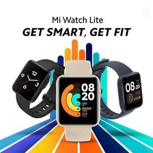 Xiaomi Mi Watch Lite Bluetooth GPS 5ATM Waterproof Smart Watch Global Version