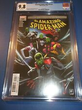 Amazing Spider-man #54 LR CGC 9.8 NM/M Gorgeous Gem Wow