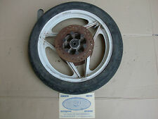 Ruota cerchio completa anteriore Cagiva aletta oro 125