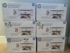 ✅ HP DeskJet 3752 Wireless Compact Printer WITH INK! 📦 SHIPS ASAP! Ships PR🇵🇷