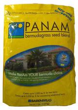 Panama Bermuda Grass Seed  5 Lbs - 2500 Sq.ft - Putting Green Turf Grass