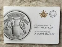 2017 CANADA 25 CENT 125TH ANNIVERSARY OF THE STANLEY CUP CIRCULATION 10 PACK