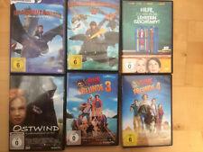Kinderfilme (DVD): Fünf Freunde, Ostwind & weitere