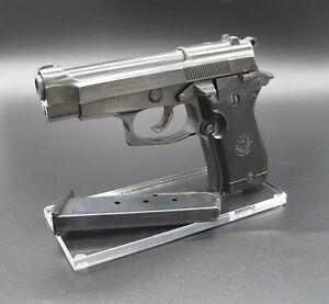 Pistolenständer Dekoständer Waffenständer freitragend von Sammlerbedarf Barleben