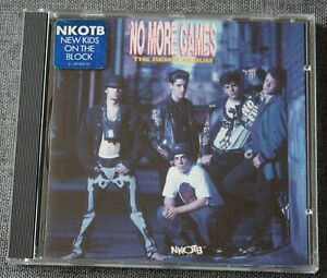 New Kids on the Block, no more games the remix album, CD