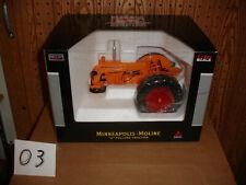 1/16 minneapolis moline u pulling tractor
