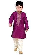 Boys Indian sherwani Kurta Pajama for Bollywood theme partywear outfit & EID 906