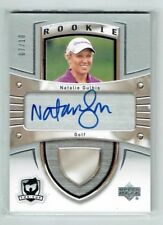 12-13 UD Upper Deck The Cup Crosby Tribute  Natalie Gulbis  /10  Auto