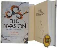 Signed Book - The Invasion by Peadar O'Guilin