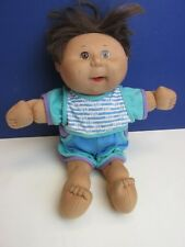 vintage MOVING CABBAGE PATCH DOLL BABY KID soft toy coleco BATTERY OPERATED 53B