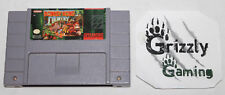USED Donkey Kong Country SNES (NTSC) Tested and Working! CART ONLY!