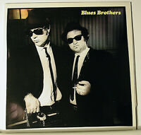 Blues Brothers Lot of 2 NM- Vinyl LPs Briefcase Full of Blues + Movie Soundtrack
