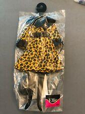 "Takara Jenny ""Ellie"" Leopard coat with Beret & Sunglasses Nrfp Japan doll"