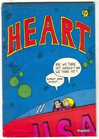 Heart 1 John Aulenta 1973 VG Underground Comix