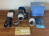 Kowa/Six Medium Format Film Camera