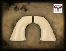 UBERTI CUSTOM FIT MAGNA-TUSK™ IVORY One Piece GRIPS ~ SINGLE ACTION ARMY SAA