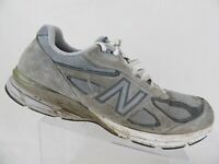 NEW BALANCE 990v4 Grey Sz 16 D Men Running Shoes
