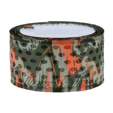 Lizard Skins DSP Baseball Softball Bat Grip Hunter Camo 1.8mm Green Orange