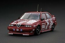 Alfa Romeo 155V6 TI  BTCC Presentation HP8126  1/43 Hpì-racing