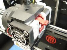 Makerbot Replicator 2 Extruder Upgrade / Filament Drive. Build Plate Glass