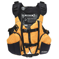 Solution Fishing Life Jacket Level 50, Safety vest, Kayak canoe Boat Alpine PFD