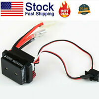 Waterproof 320A Brushed ESC Electric Speed Controller for RC Car Truck Boat Ship