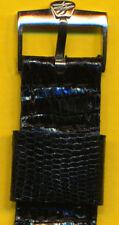 NOS Vintage Breitling Boucle & Rétro Lézard MB Bretelles Bande pour 810 815