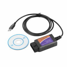 ELM327 USB Interface OBD2 Diagnostic Auto Car Scanner Scan Tool Cable V1.5 ms