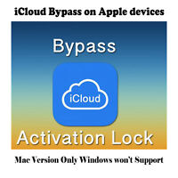 iCloud Activation Bypass Removal tools IOS13- IOS14.0.0 Supported Mac users only