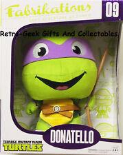 Nickelodeon TMNT Funko Plush Donatello #09 Fabrikations Soft Sculpture By Funko