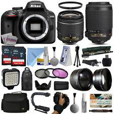 Cámaras digitales negro Nikon 3-5,9x
