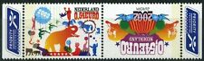Netherlands**EUROPA CEPT 2002-CIRCUS-2 Joint Stamps-Elephant-Acrobat-Horse-Clown