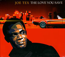JOE TEX - THE LOVE YOU SAVE ( Best Of ) Aint Gonna Bump No More...NEW SEALED CD
